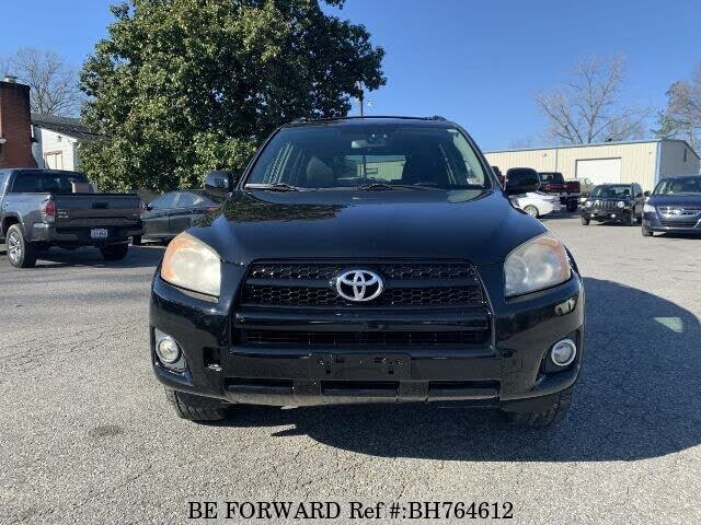 Used 2010 TOYOTA RAV4 BH764612 for Sale