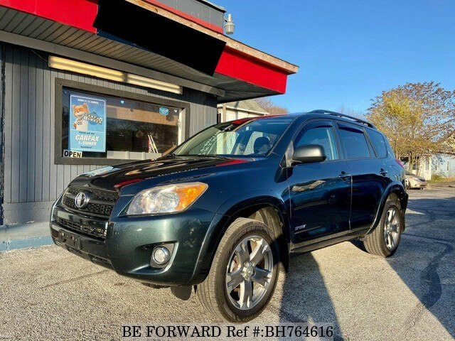 Used 2010 TOYOTA RAV4 BH764616 for Sale