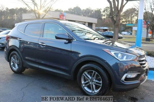 Used 2017 HYUNDAI SANTA FE BH764637 for Sale