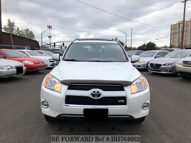 Used 2012 TOYOTA RAV4 BH764662 for Sale
