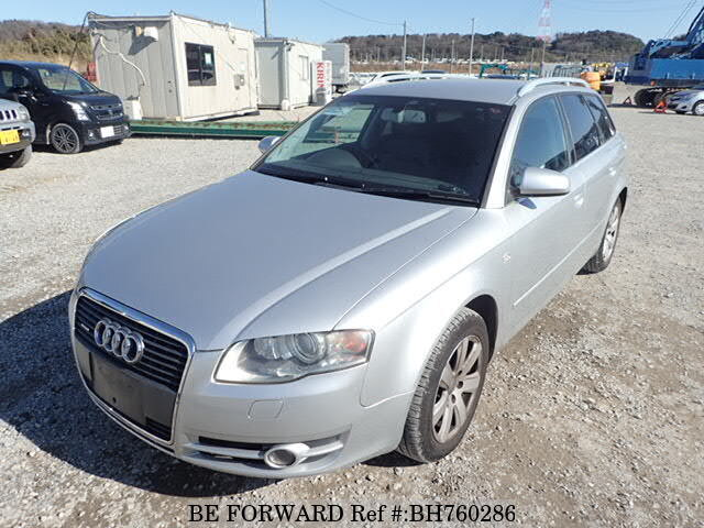 Used 2006 AUDI A4 BH760286 for Sale