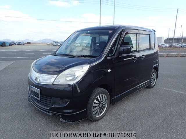 Used 2012 MITSUBISHI DELICA D2 BH760216 for Sale