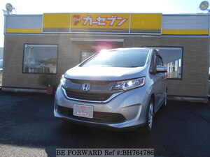 Used 2017 HONDA FREED BH764786 for Sale