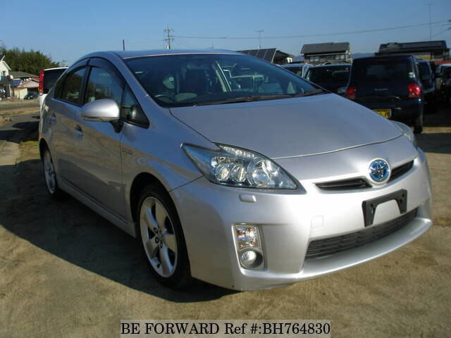Used 2010 TOYOTA PRIUS BH764830 for Sale