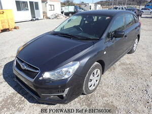 Used 2016 SUBARU IMPREZA SPORTS BH760306 for Sale