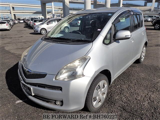 Used 2005 TOYOTA RACTIS BH760227 for Sale