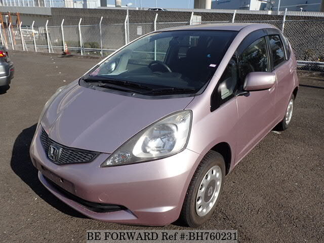 Used 2007 HONDA FIT BH760231 for Sale