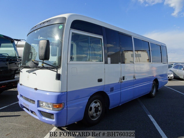 Used 2003 NISSAN CIVILIAN BUS BH760322 for Sale