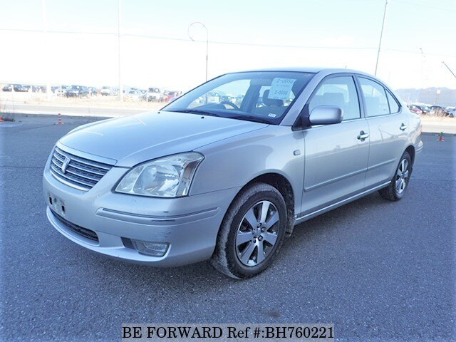 Used 2002 TOYOTA PREMIO BH760221 for Sale