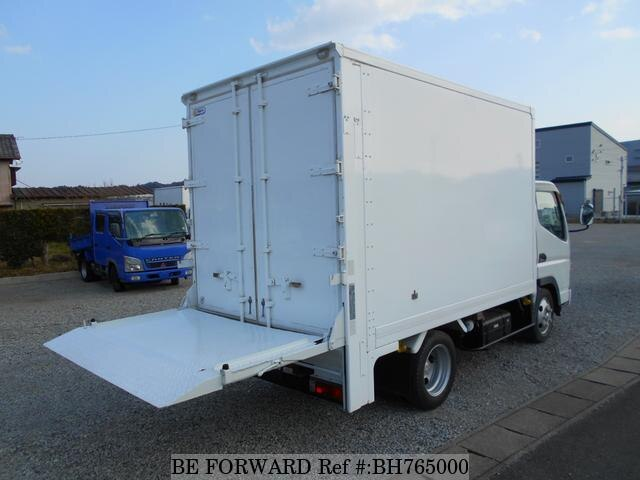 Used 2007 MITSUBISHI CANTER BH765000 for Sale