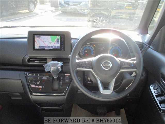 Used 2020 NISSAN ROOX BH765014 for Sale