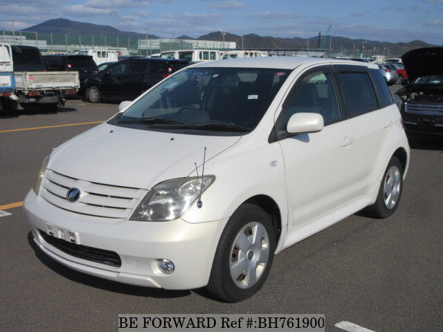 Used 2006 TOYOTA IST BH761900 for Sale