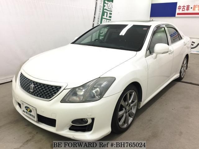 Used 2008 TOYOTA CROWN BH765024 for Sale