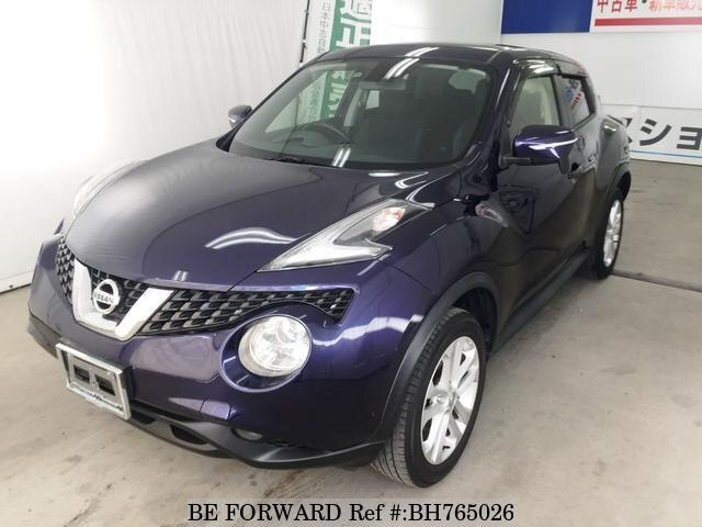 Used 2016 NISSAN JUKE BH765026 for Sale