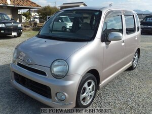 Used 2006 DAIHATSU MOVE LATTE BH765037 for Sale