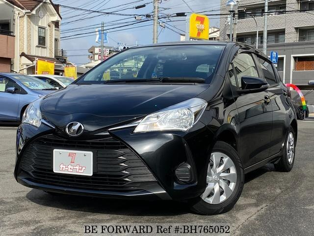Used 2017 TOYOTA VITZ BH765052 for Sale