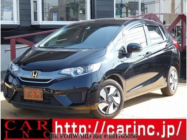 Used 2014 HONDA FIT HYBRID BH765056 for Sale