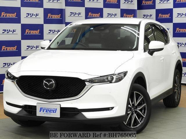 Used 2020 MAZDA CX-5 BH765065 for Sale