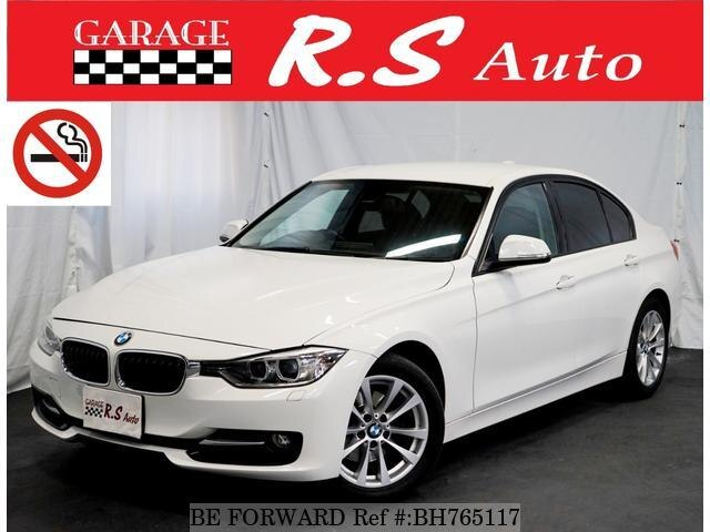 Used 2012 BMW 3 SERIES BH765117 for Sale