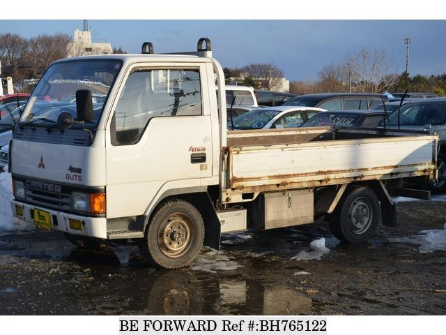 Used 1993 MITSUBISHI CANTER GUTS BH765122 for Sale