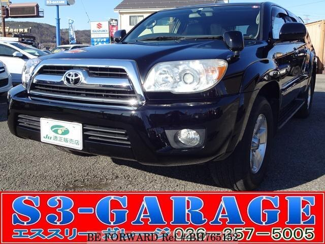 Used 2008 TOYOTA HILUX SURF BH765152 for Sale