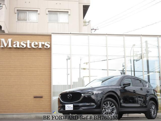 Used 2020 MAZDA CX-5 BH765155 for Sale