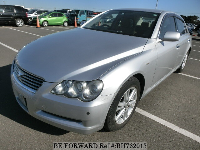Used 2006 TOYOTA MARK X BH762013 for Sale