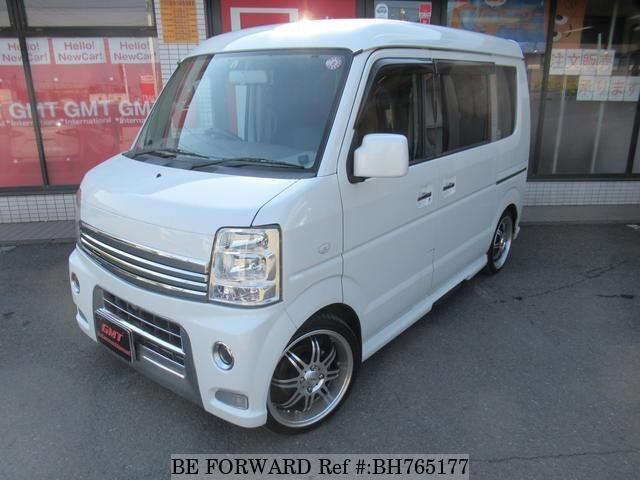 Used 2012 SUZUKI EVERY WAGON BH765177 for Sale