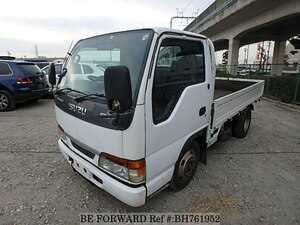 Used 2002 ISUZU ELF TRUCK BH761952 for Sale