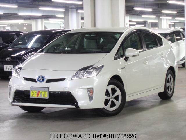 Used 2013 TOYOTA PRIUS BH765226 for Sale