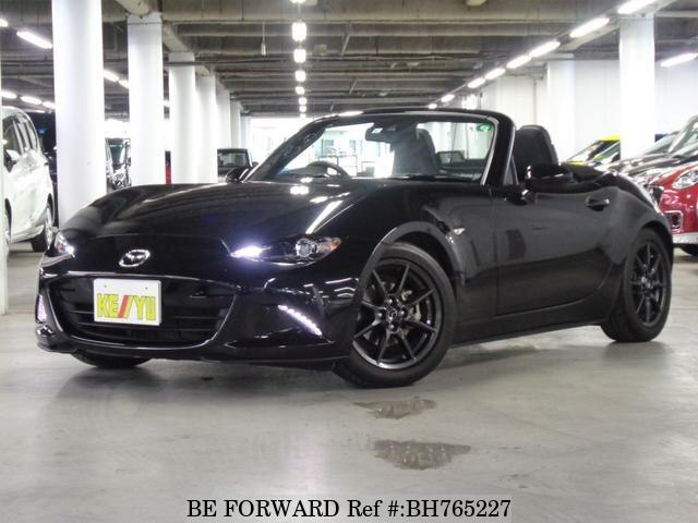 Used 2015 MAZDA ROADSTER BH765227 for Sale