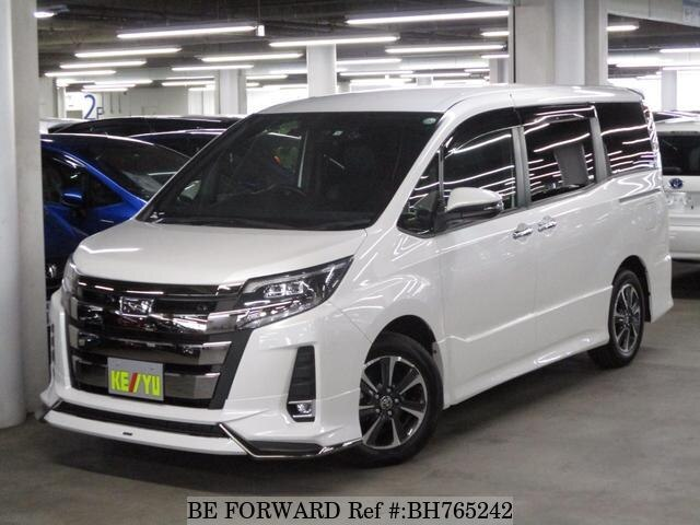 Used 2018 TOYOTA NOAH BH765242 for Sale