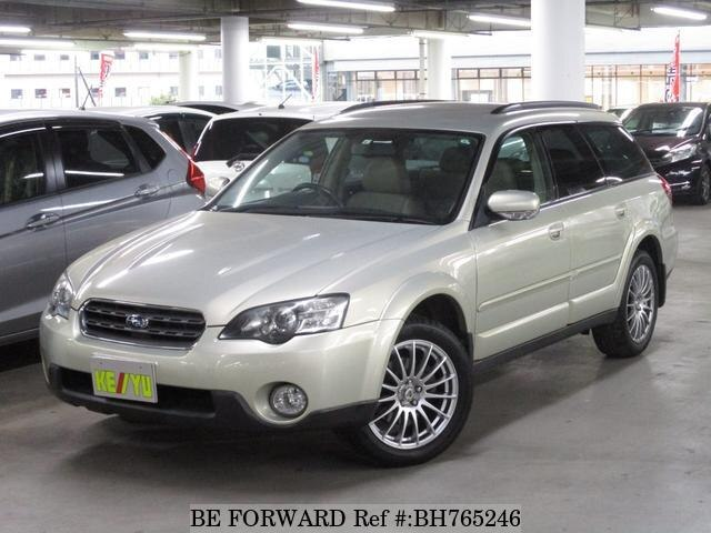 Used 2005 SUBARU OUTBACK BH765246 for Sale