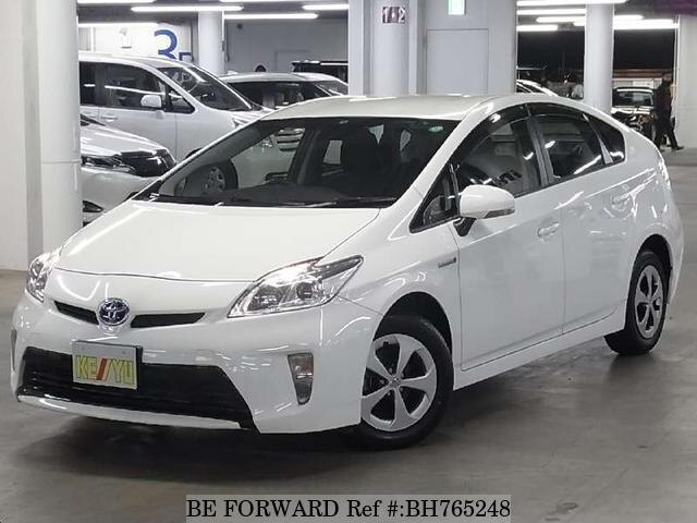 Used 2016 TOYOTA PRIUS BH765248 for Sale