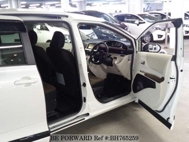Used 2016 TOYOTA SIENTA BH765259 for Sale