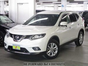 Used 2015 NISSAN X-TRAIL BH765273 for Sale
