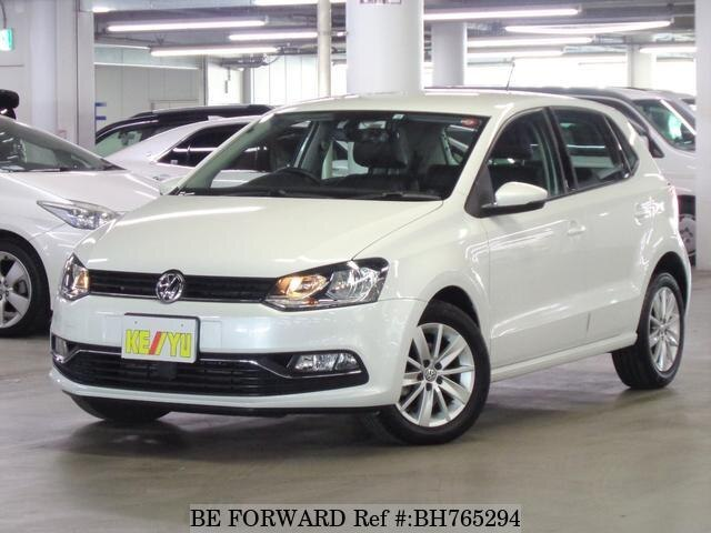 Used 2014 VOLKSWAGEN POLO BH765294 for Sale