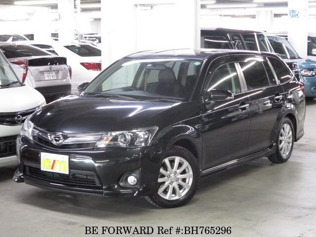 Used 2014 TOYOTA COROLLA FIELDER BH765296 for Sale