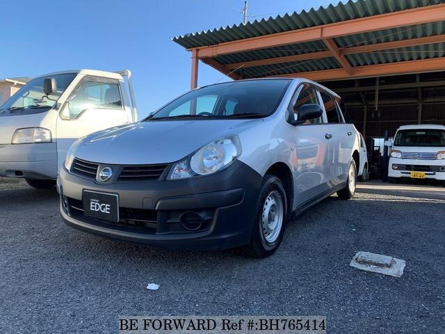 Used 2007 NISSAN AD VAN BH765414 for Sale