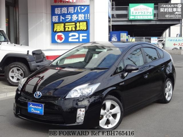 Used 2010 TOYOTA PRIUS BH765416 for Sale
