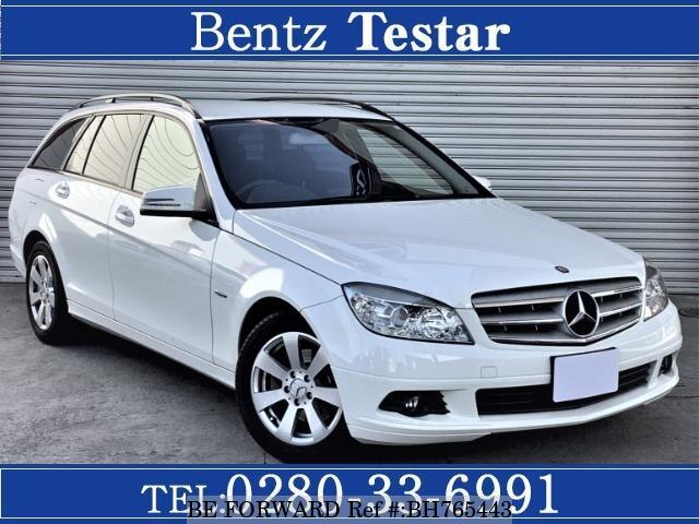 Used 2010 MERCEDES-BENZ C-CLASS BH765443 for Sale