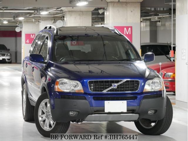 Used 2005 VOLVO XC90 BH765447 for Sale