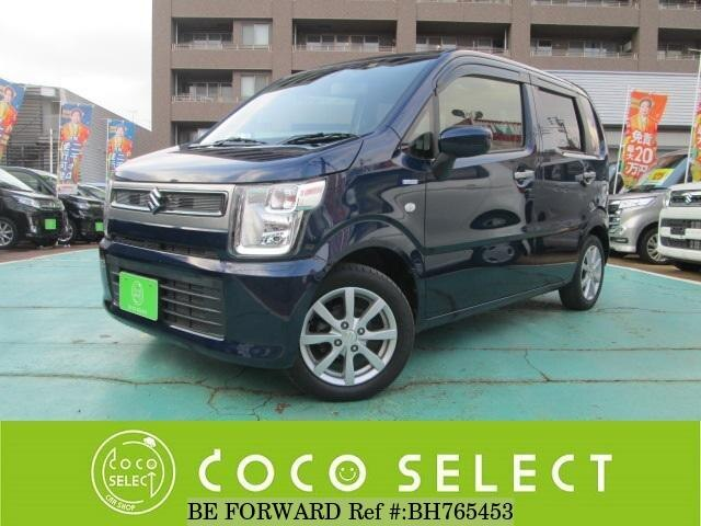 Used 2018 SUZUKI WAGON R BH765453 for Sale