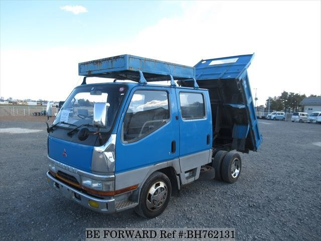 Used 1996 MITSUBISHI CANTER BH762131 for Sale