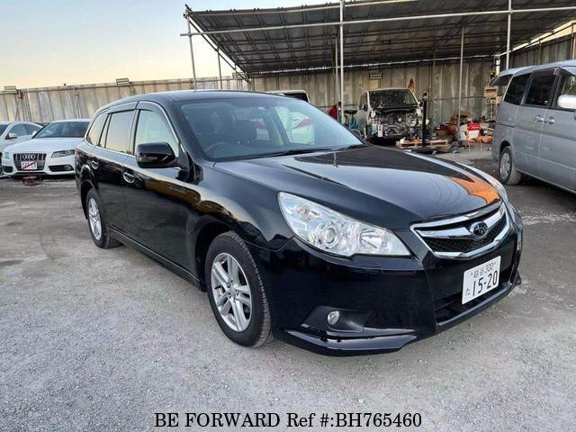 Used 2010 SUBARU LEGACY TOURING WAGON BH765460 for Sale