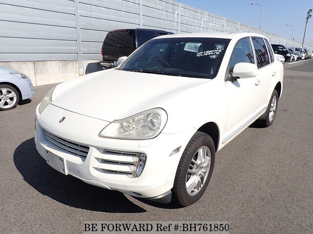 Used 2009 PORSCHE CAYENNE BH761850 for Sale