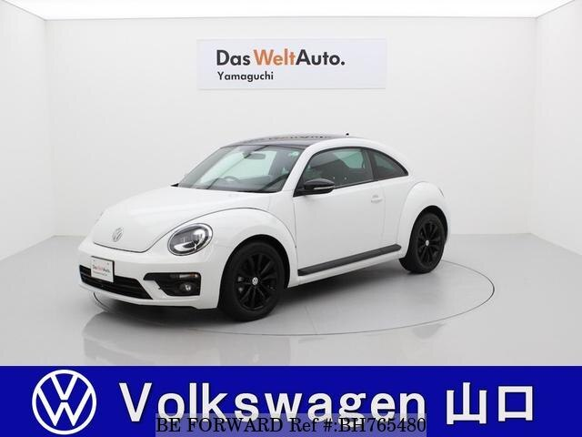 Used 2018 VOLKSWAGEN THE BEETLE BH765480 for Sale