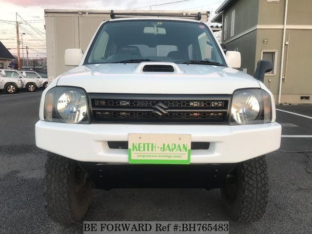 Used 2008 SUZUKI JIMNY BH765483 for Sale