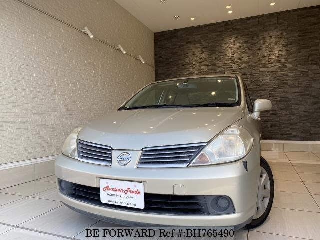Used 2006 NISSAN TIIDA LATIO BH765490 for Sale