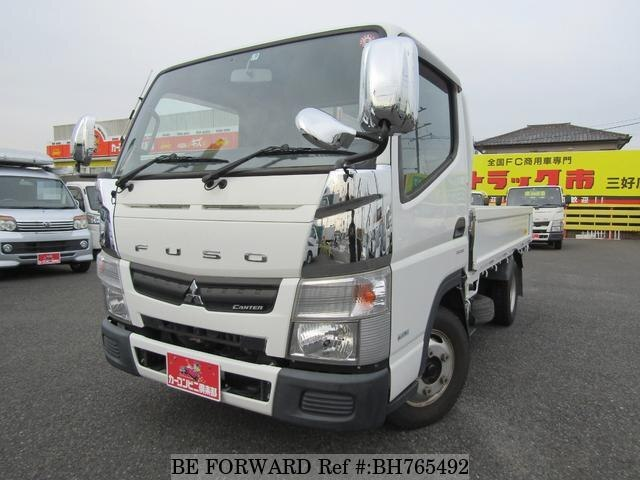 Used 2014 MITSUBISHI CANTER BH765492 for Sale